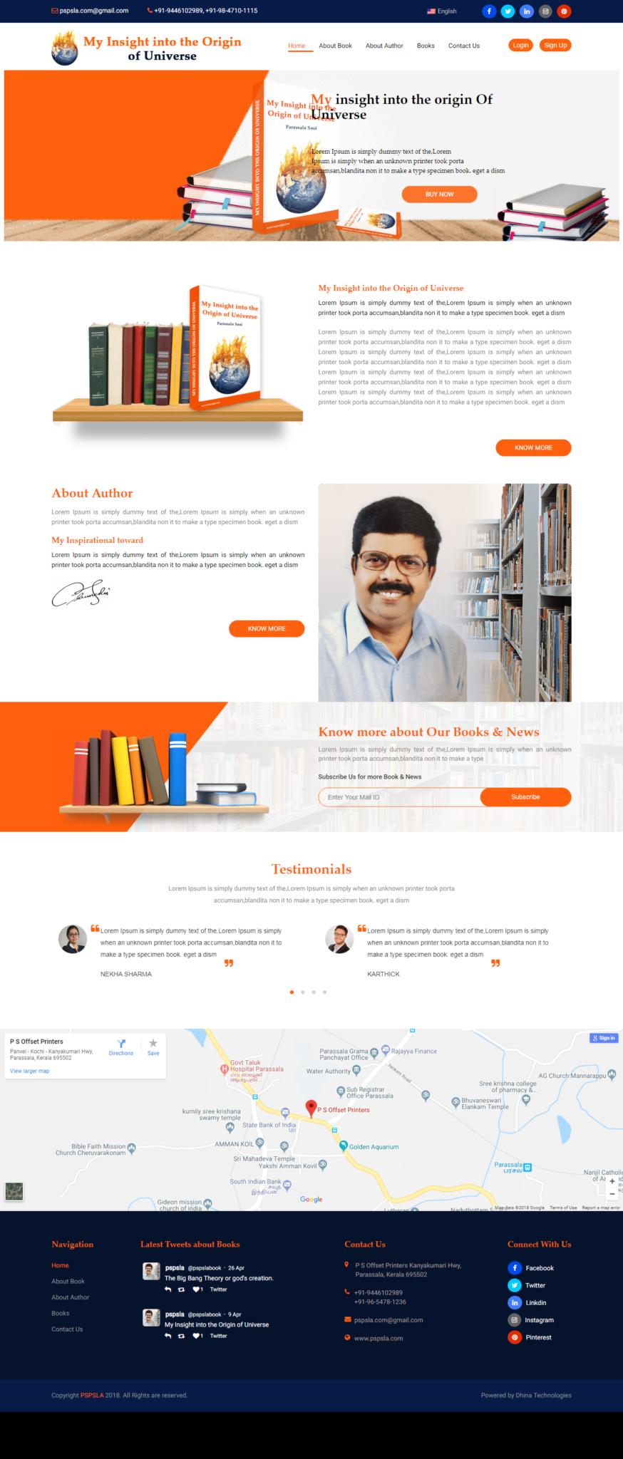 alindwebsite